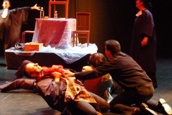 Le spectateur condamné à mort