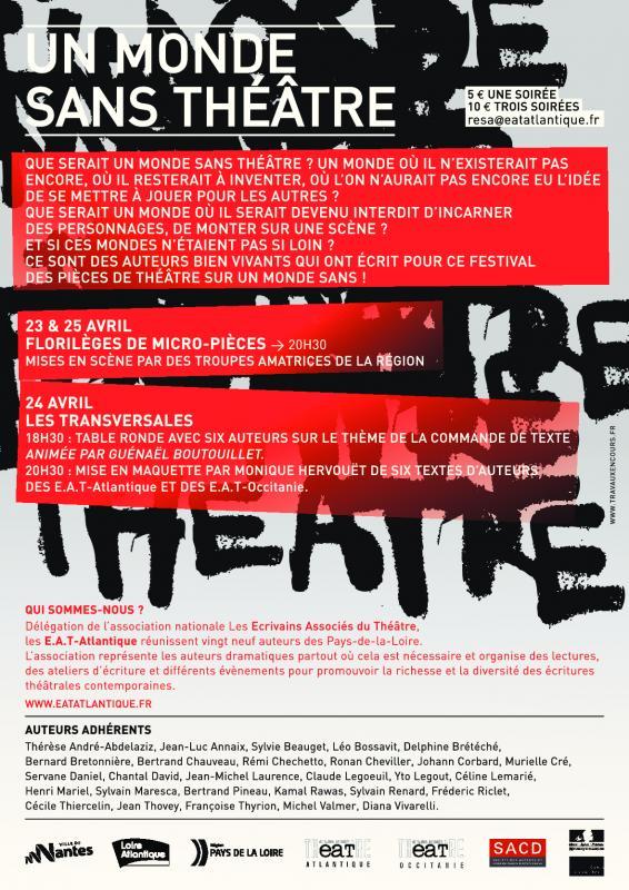 Festival monde sans the a tre 2