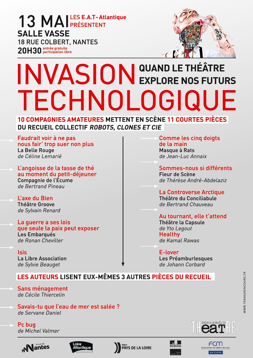 Invasion techno 2